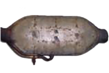 General Motors-25103415 - 4 DOT (100%)Catalytic Converters