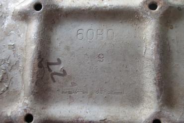 Suzuki-60B0Catalytic Converters