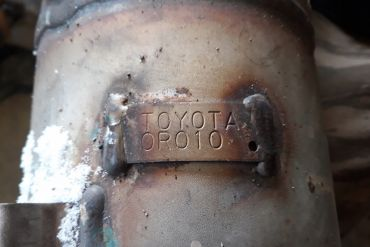Toyota-0R010Catalyseurs