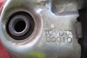 Toyota-0Q010Katalysatoren