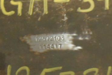 General Motors-12572103Catalytic Converters
