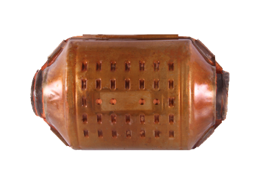 General Motors-25312170Catalytic Converters