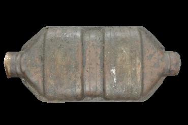 VolvoZeuna Starker1326481Catalytic Converters