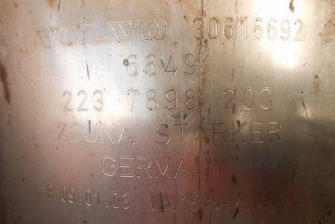 VolvoZeuna Starker30616692Catalytic Converters