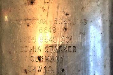 VolvoZeuna Starker30650149Catalyseurs