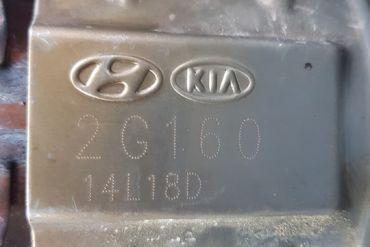 Hyundai  -  Kia-2G160Catalytic Converters