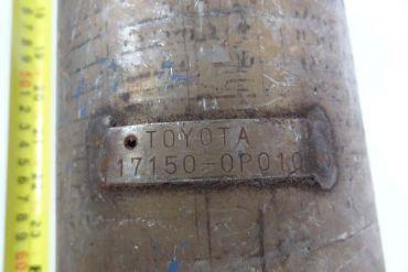Toyota-17150-0P010Catalytic Converters