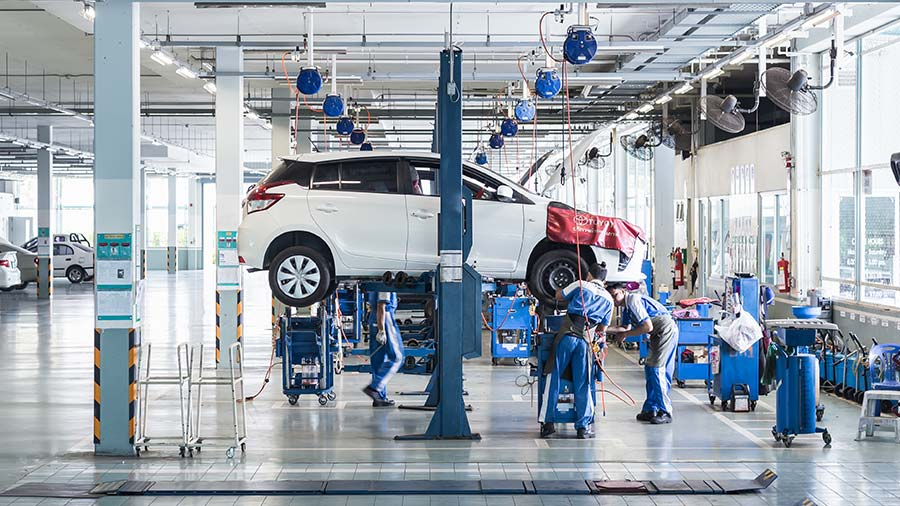 China's vehicle production plants are now beginning to re-open, temporary plant closures across Europe and the USA will lead to the production of new vehicles falling significantly in the short term. As well, it is believed that consumers will delay new purchases, due to employment uncertainty and the lower disposable income available.
