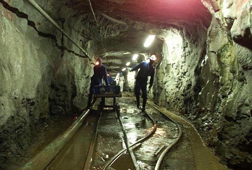 encrucijada de la minería de platino