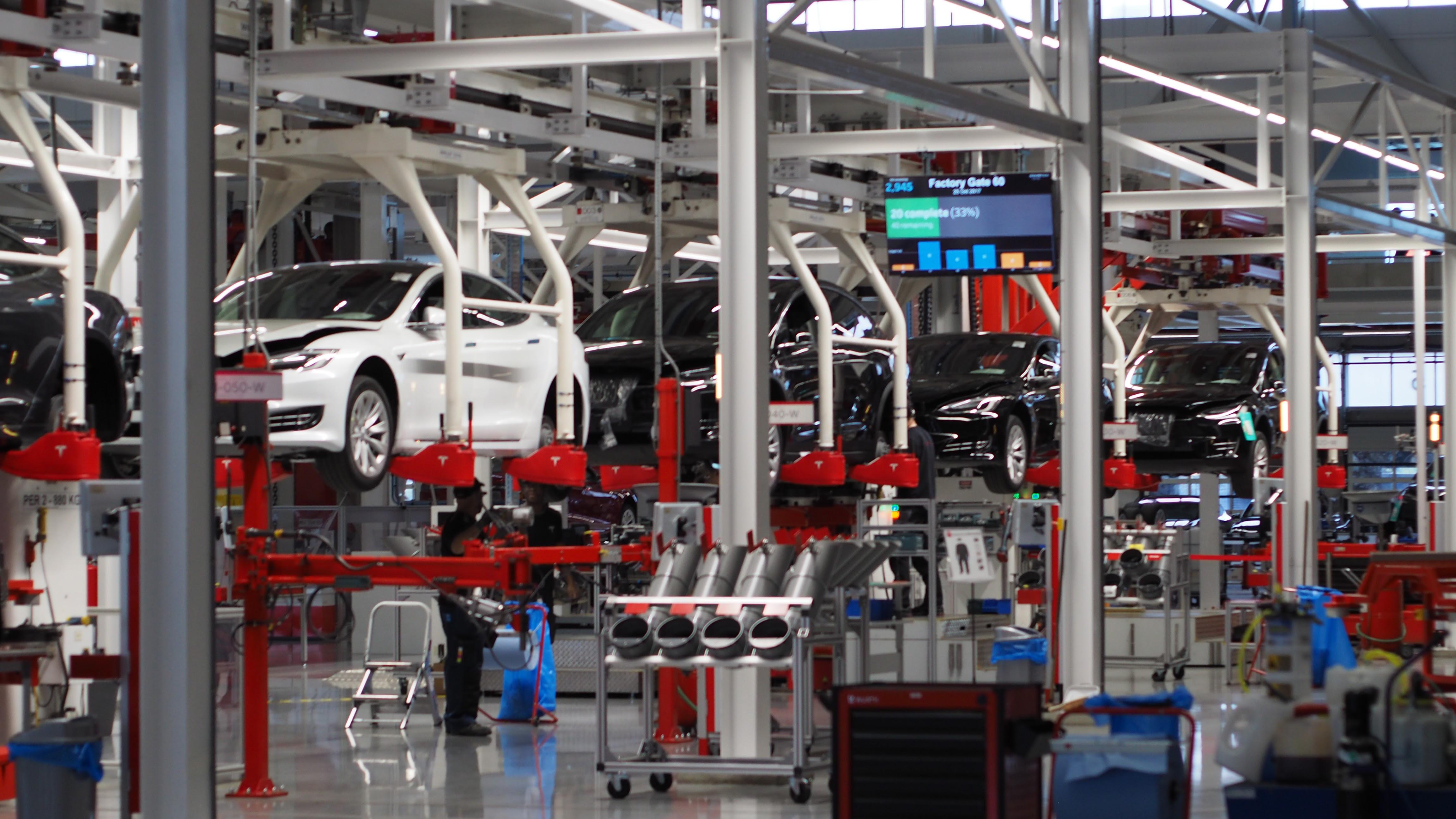industrie automobile en reconversion industrielle