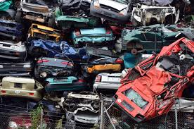 Recover your scrap car
